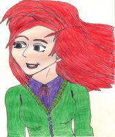 Ariel from The Little Mermaid by girlnephilim90