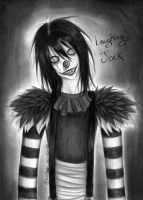 Laughing Jack by takanithehedgehog
