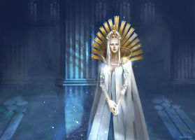 The White Queen by Marina13m