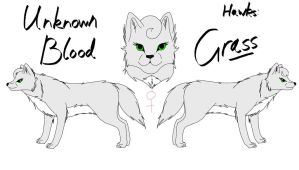 Unknown Blood - Grass Reference by fluffylovey