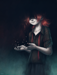 Dissolved Girl by Klaufir