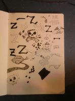 moleskine  content 19 by rejectsocietyfx
