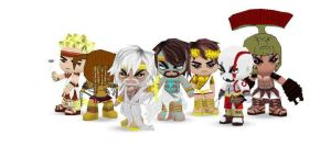 God of War 3 Buddypoke by Ben2DJammin
