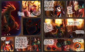 The Masked Mission 4 part 2 by Haychel