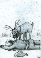 rudolf snapped by freakstatic