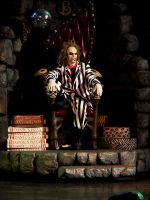 Beetlejuice's Throne by GothikRequiem13