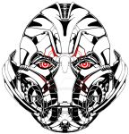 Ultron Design by oO-sam-Oo