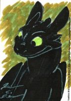 Toothless by Slasher12