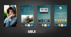 amiuising? by a-designs