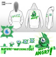 angrynature by amavizca