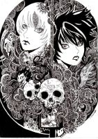 Death note by blood-pleasures