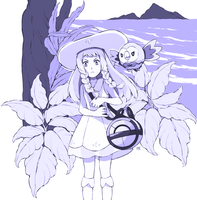 Lillie by 19caito
