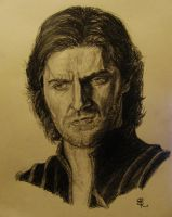 Sir Guy of Gisborne by TheShieldofOak