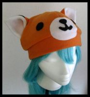 Fox Hat by Hazuza