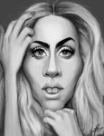 Lady Gaga by EdpR
