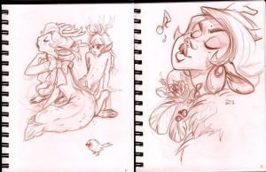 whoaaaaaaa sketchboook stuff 1 by thalia-is-crazy