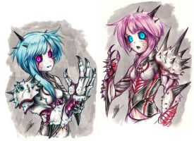 [HDN] Frostforged Twins by Men-dont-scream