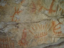 Pictographs by wildmage007