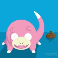 Too Slowpoke by JustinRampage