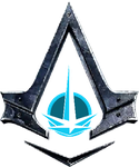 Assassins Of The Nexus Peace Core Raw Logo by Sapphiros