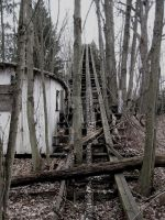 The Lift Hill by rcbif