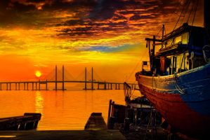READY TO SAIL by SAMLIM