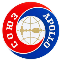 Apollo Soyuz Program Patch by GeneralTate