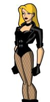 Black Canary by billiebob72088