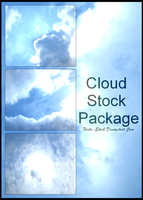 Cloud Stock Package 4 by Noxtu-Stock