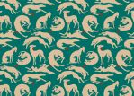 Sighthound pattern 2 by Gnulia