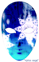 CARNIVAL mask no.1 by Midniteoil-Burning