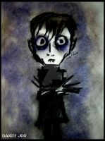 Barnabas Collins by Dandy-Jon