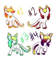 .:LIMITED EDITION:. Adopt and Recreate! by IvoryBells