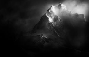 #9099 The light of Burning Shadows by alexandre-deschaumes