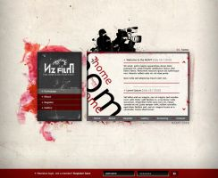 NZFILM - Web Page by ParadigmTradition