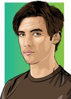 Peter Petrelli Heroes by flatfourdesign