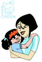Mom by Psychoon