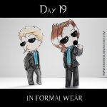 30 day OTP Challenge Feat. Winchesters: Day 19 by KamiDiox