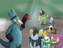 PMD Event 3 pt2 by lonemaximal