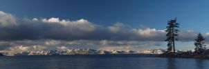 Harbor Panorama by MartinGollery