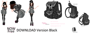MissMMDBag Version Black [ Now FREE] Watchers Gift by missmmd