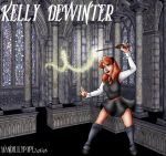Contest: HP Kelly DeWinter by MandiPope