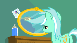 Good morning, Lyra! (animated gif) by negasun