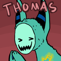 Thomas by Silvaina