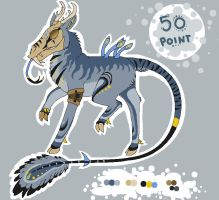 50 points adoptable -close- by CaptainDashund