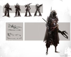 Clandestino_Character by AlexanderBrox0101