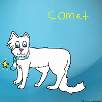 Comet For xXAccaliaXx by biostings