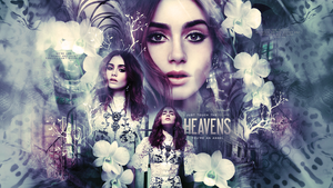 The Heavens : Wallpaper by Carllton