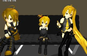 MMD Akita's family House Download by jujubean6511