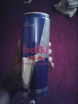 20 Ounce Red Bull by TheDeathMachine